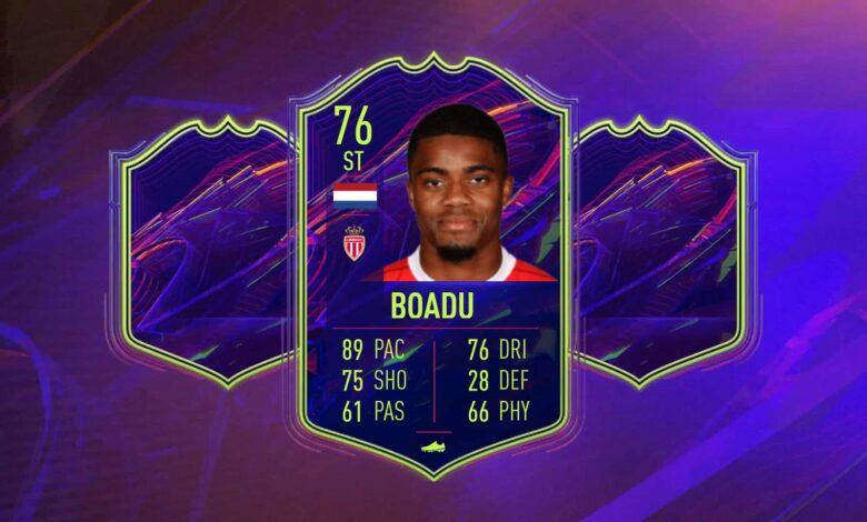 FIFA 22: SBC Myron Boadu OTW - Estos son los requisitos y las soluciones