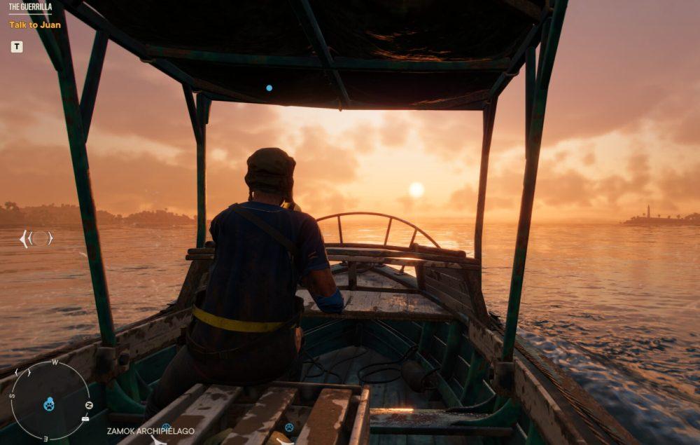 Final secreto de Far Cry 6 - Barco a la libertad