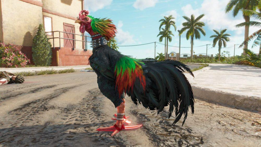 Far Cry 6 - Chicharron en carne