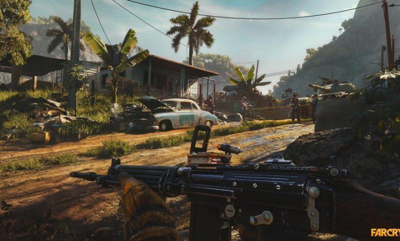 Far Cry 6 Sin sonido o corrección de errores de audio