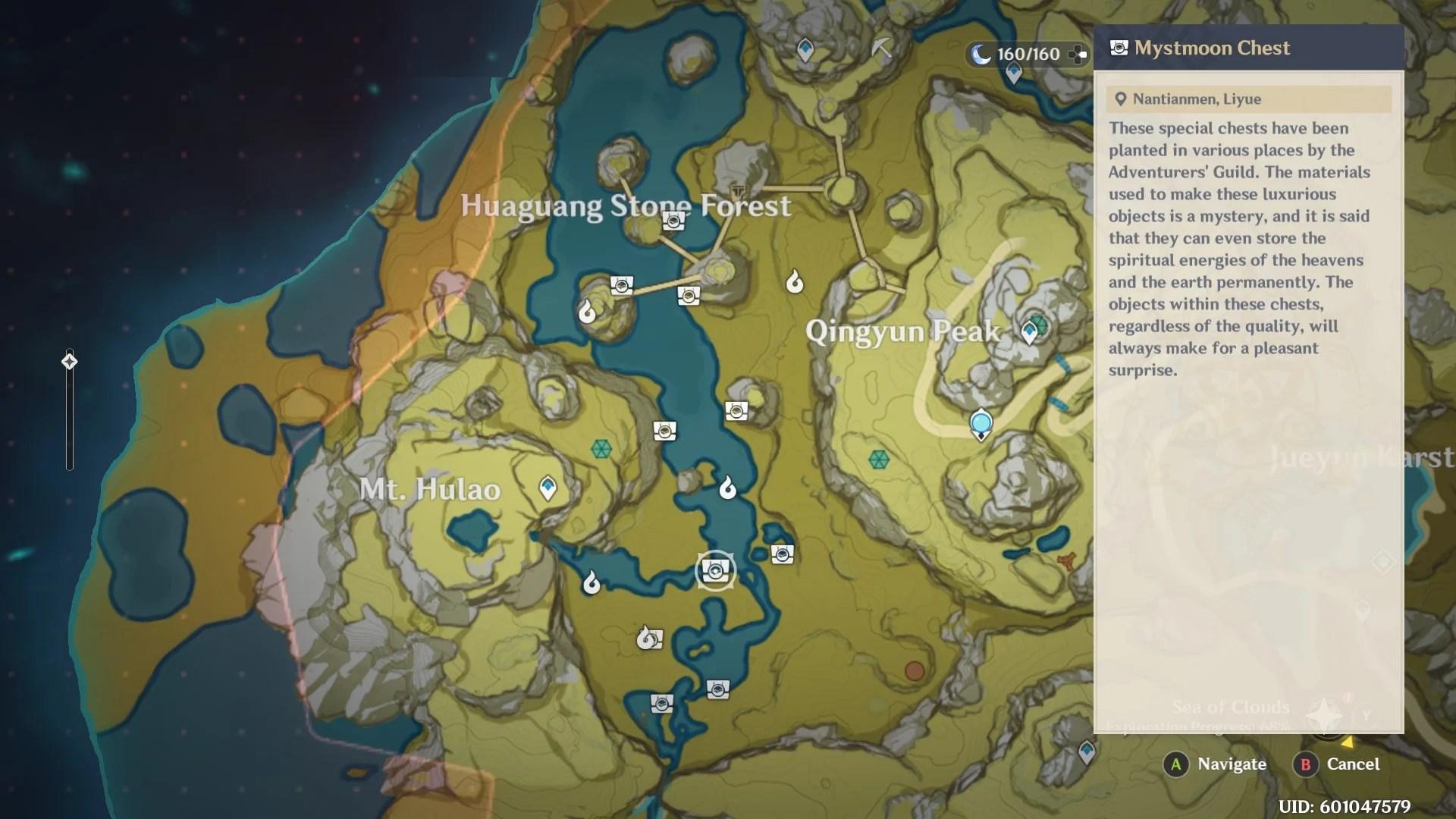 Genshin impacta lujosos cofres y amuletos de Sea Lord