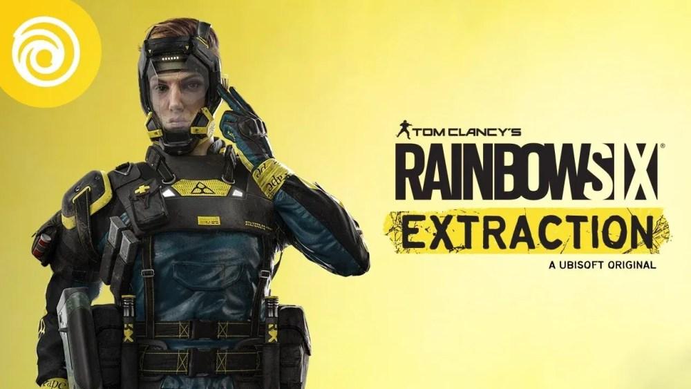 Extracción Rainbow Six